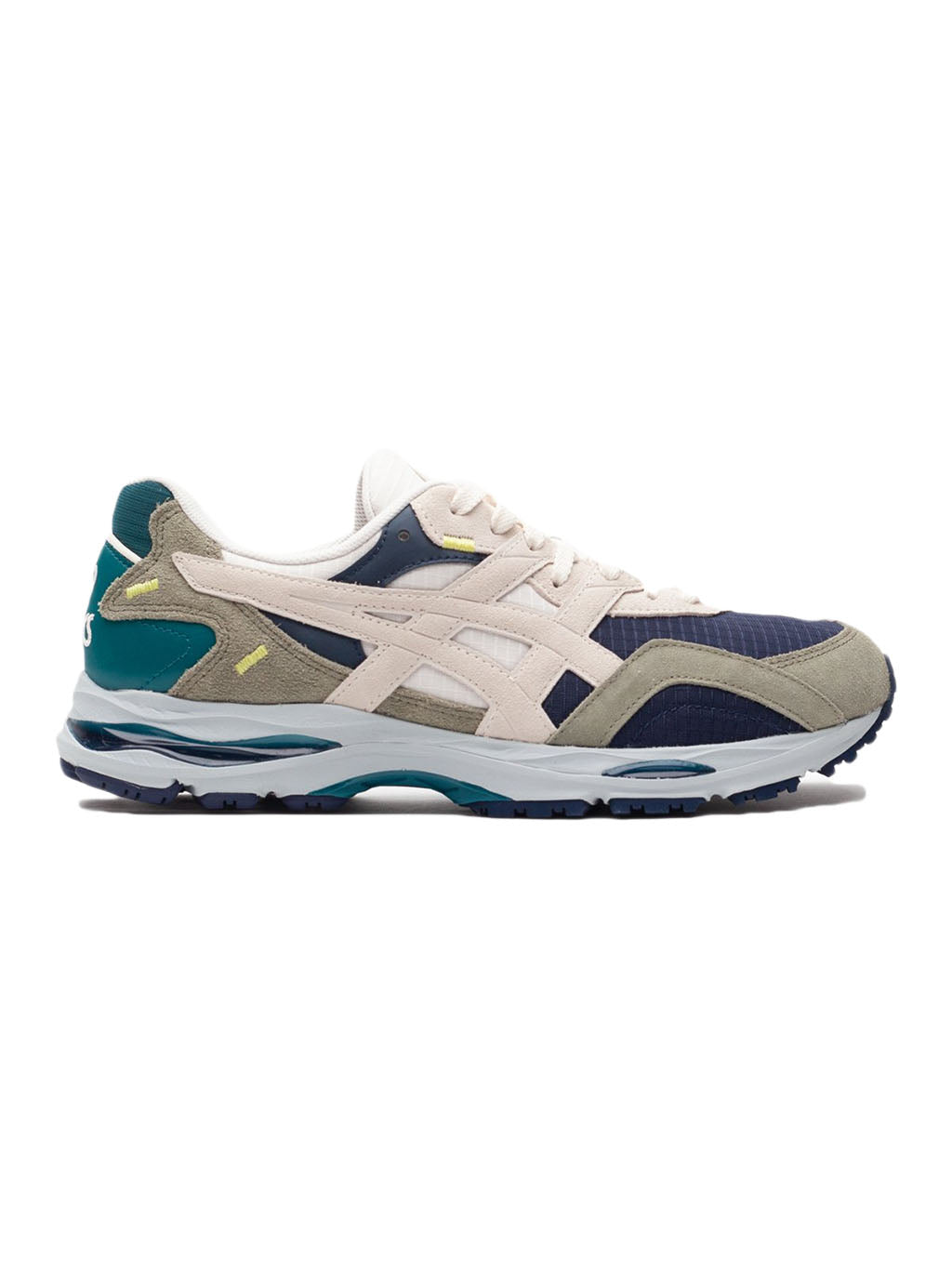 Lichen Green and Birch Gel-MC Plus Sneakers