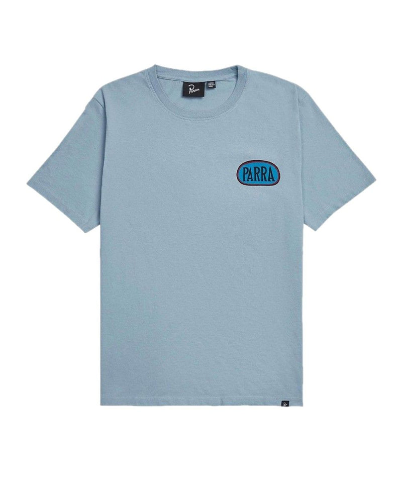 Blue Spilled Drink T-Shirt