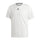 White Athletic Must Haves 3 Stripe T-Shirt thumbnail 1