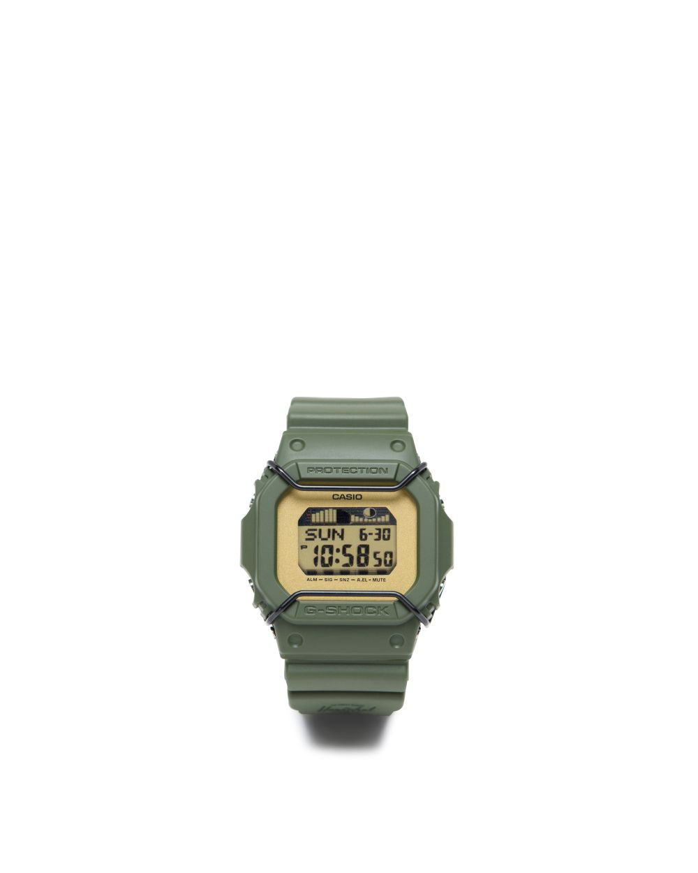 Green G-LIDE Watch
