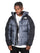 Grey & Black Himalayan Down Parka thumbnail 1