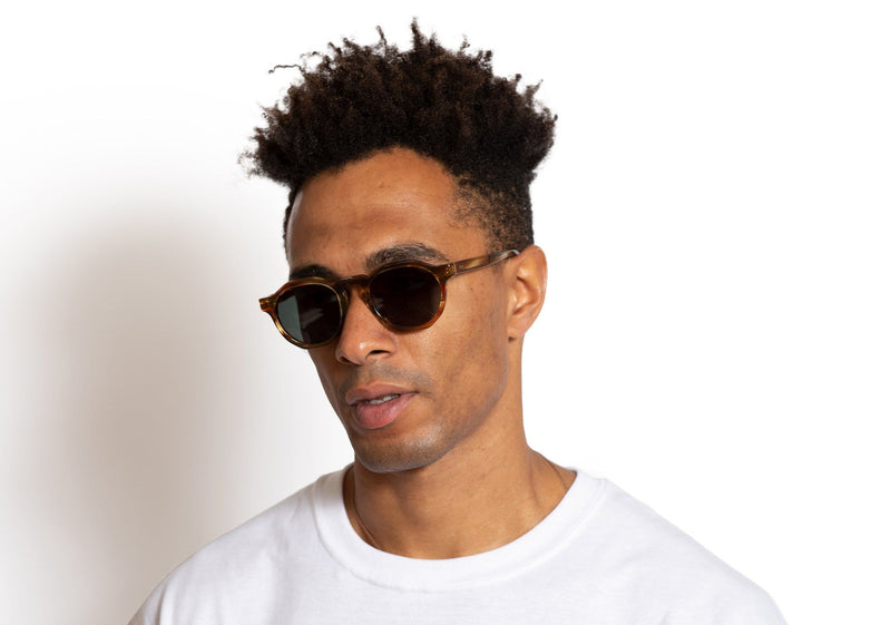 Multi Pinto Havana Sunglasses