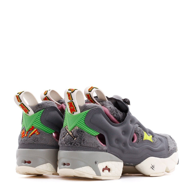 Grey Warner Bros Tom and Jerry Instapump Shoes