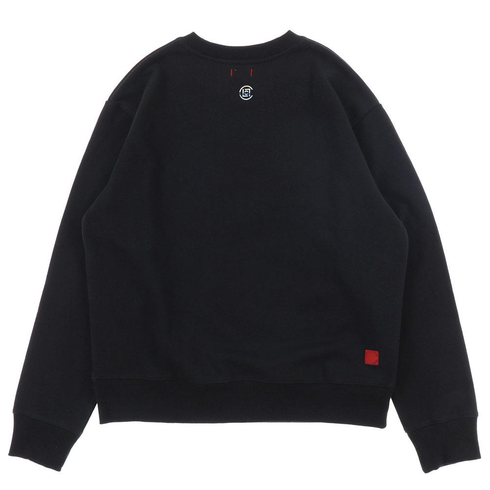 Black Obey Your Master Crewneck Sweatshirt