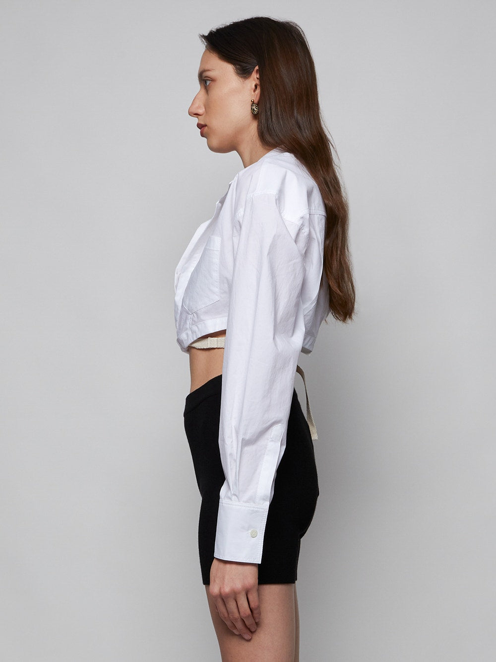 White La Chemise Laurie Top