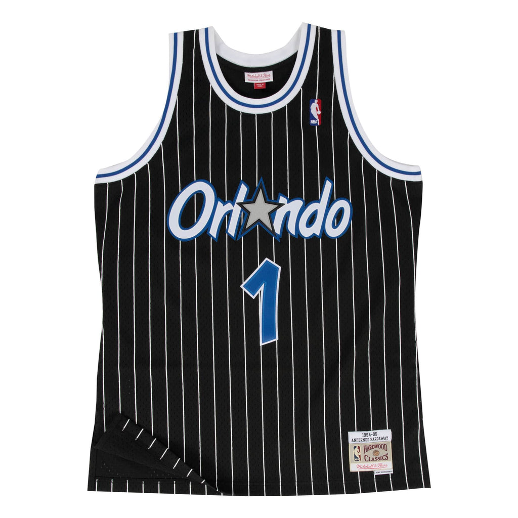 Black Orlando Magic Swingman Jersey