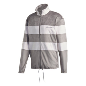 Adidas Originals Pastel Full Zip White Grey Men GL6160
