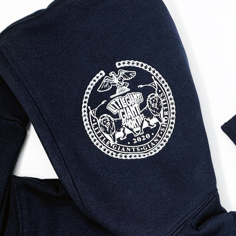 Navy Children of New York Hoodie