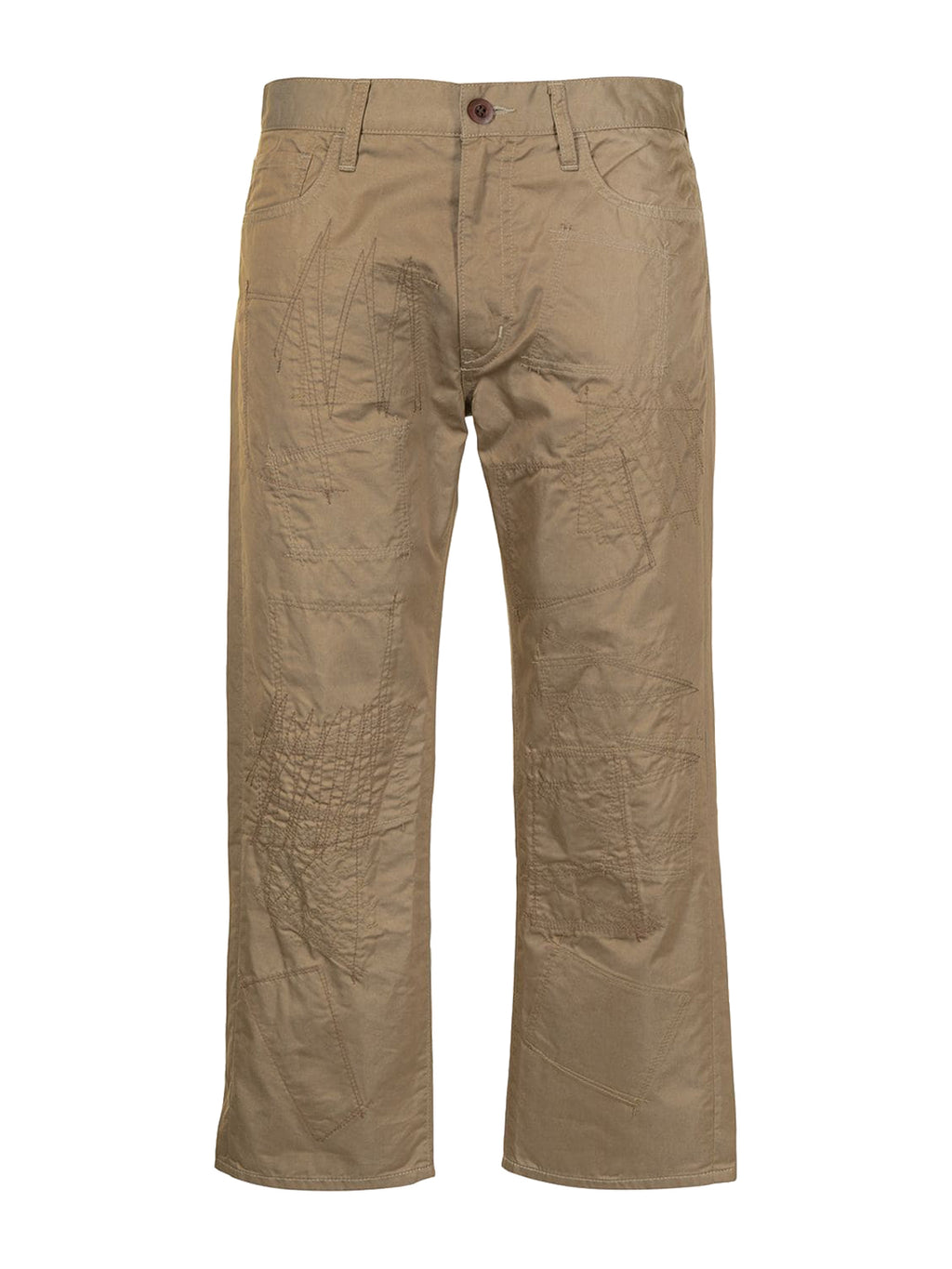 Khaki Reworked Pants