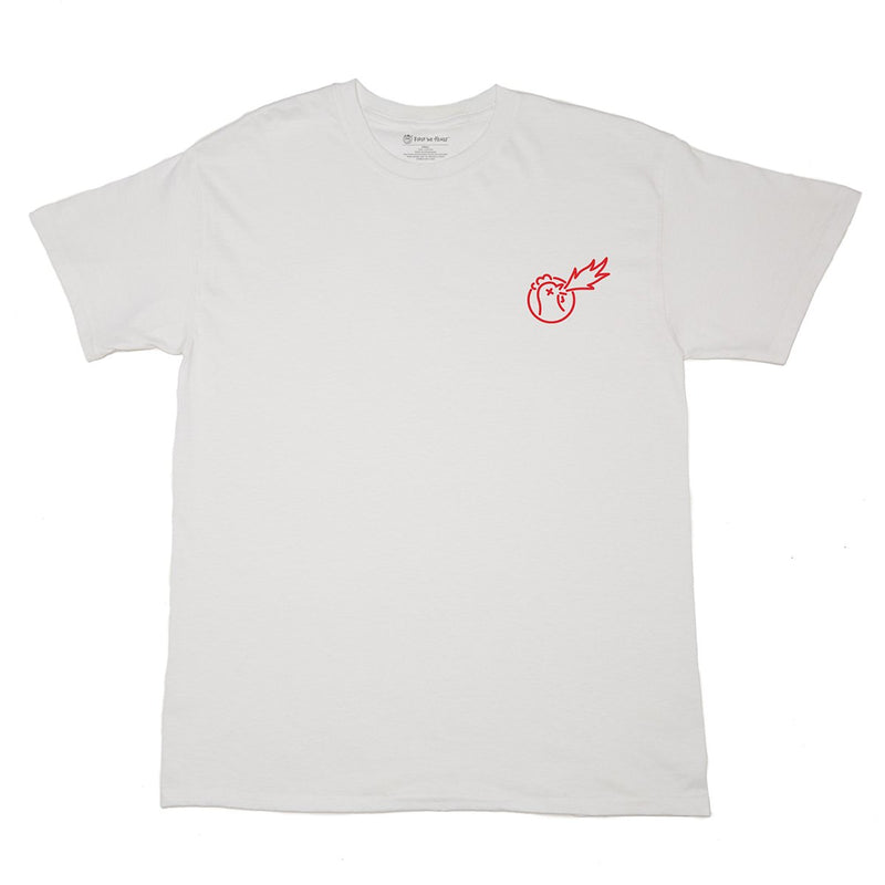 Hot Ones Spice Lords Tee - White