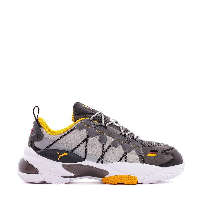 Grey LQD Cell Sneakers