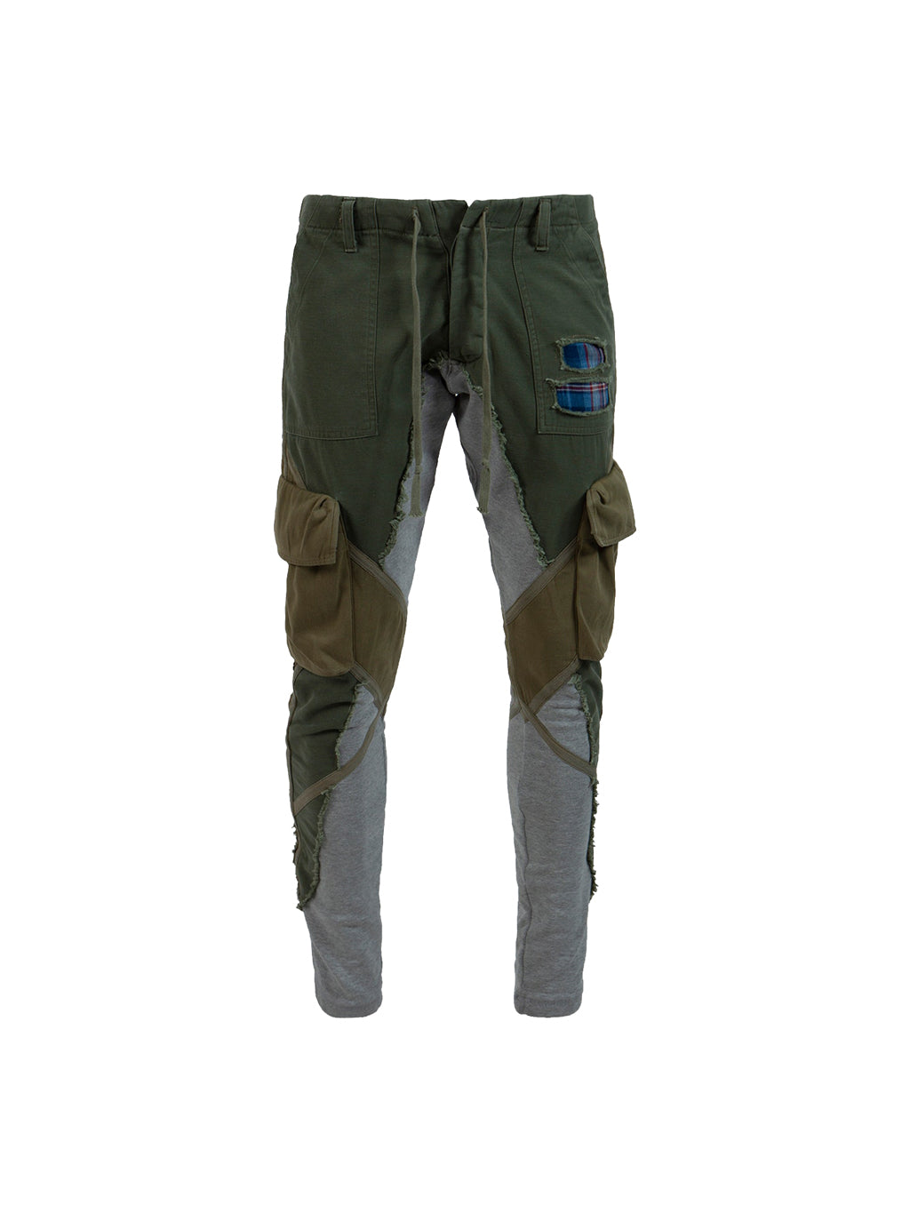 Multi 50-50 Utility Sweatpants