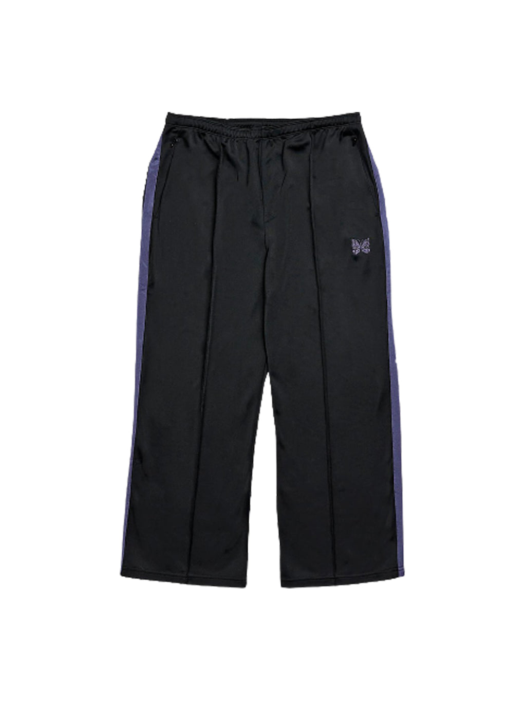 Black S.L. Seam Pocket Pants