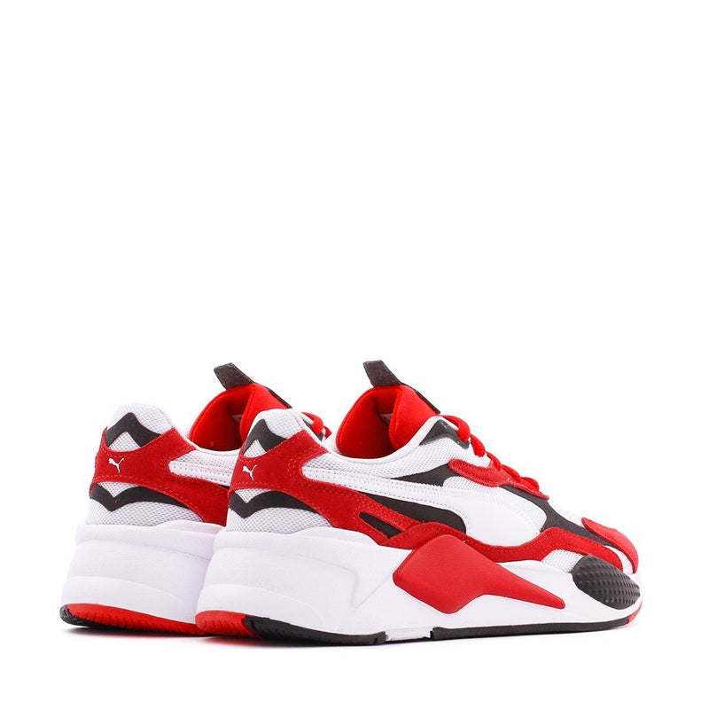 Red & White RS-X³ Sneakers