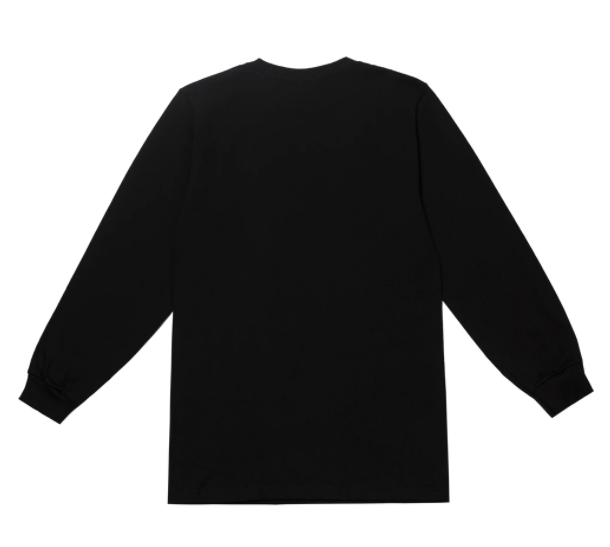 Black Boundary Long Sleeve T-Shirt