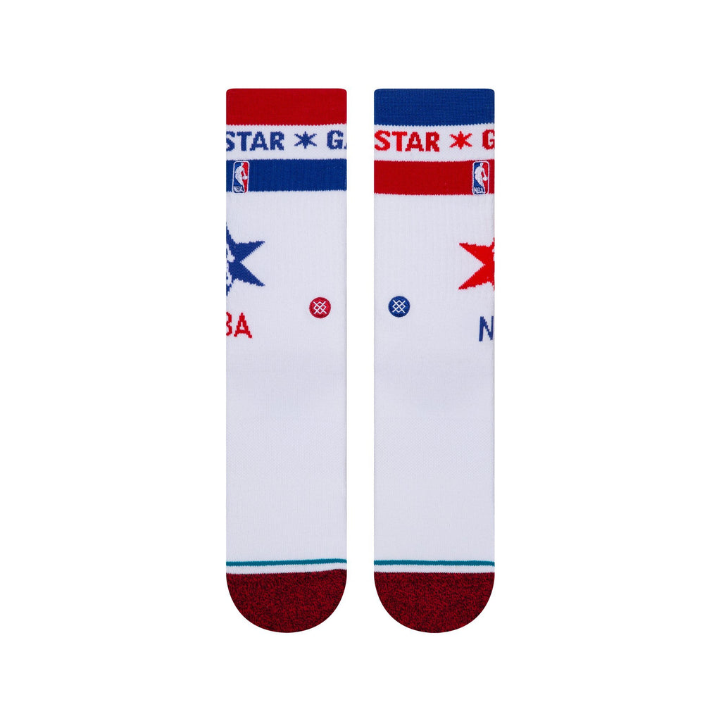 Multi NBA All Star Game 2020 East West Socks