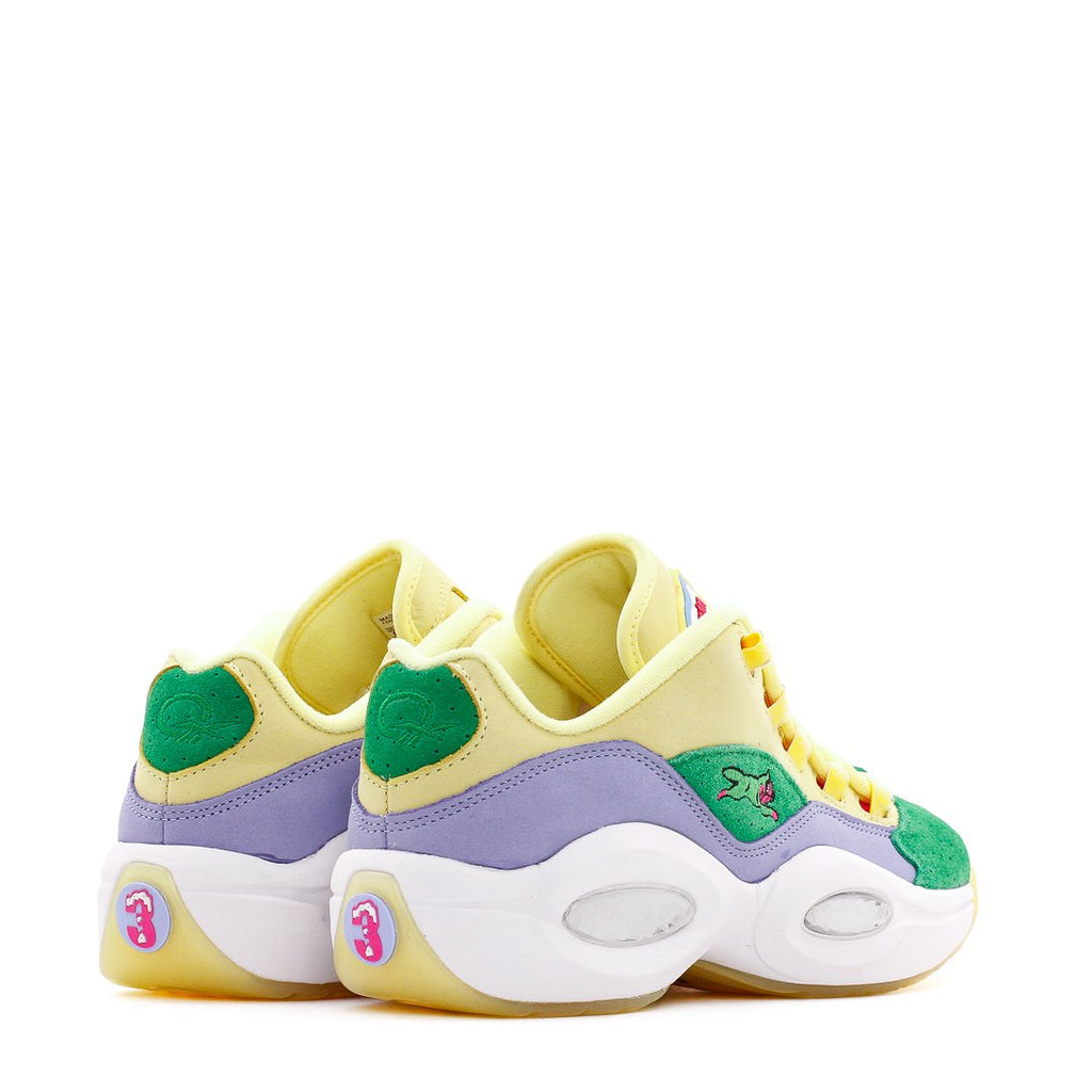 Multi Ice Cream Question Sneakers