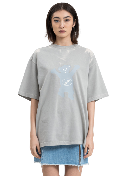 Ivory Thermo Teddy T-Shirt