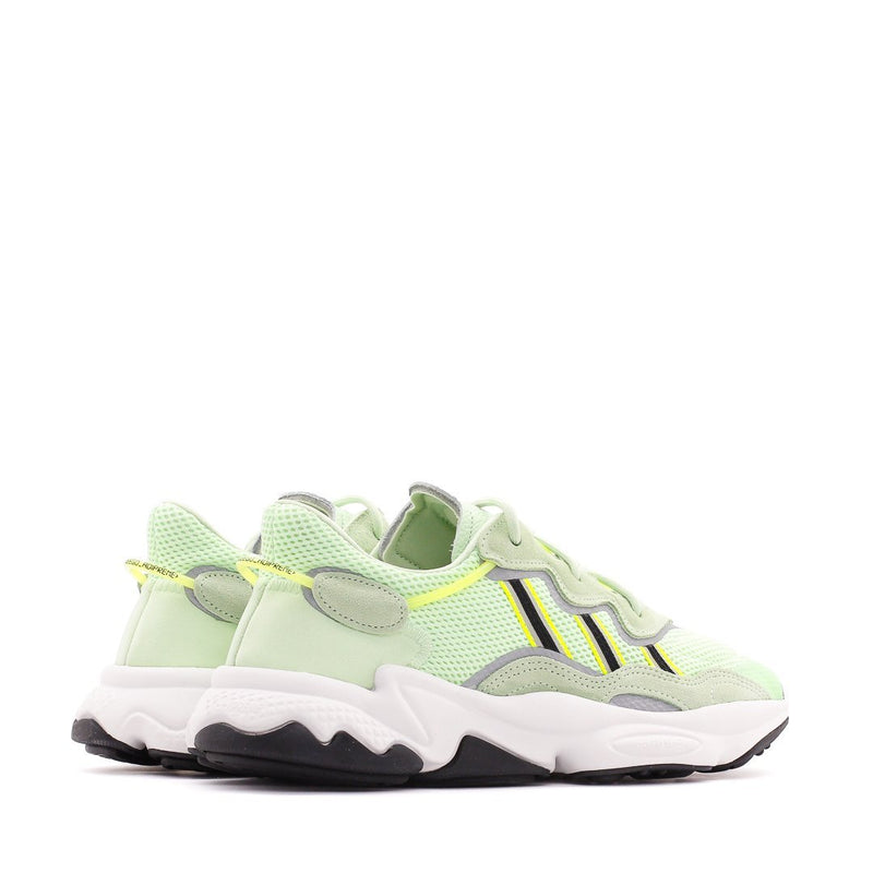 Green Ozweego Shoes