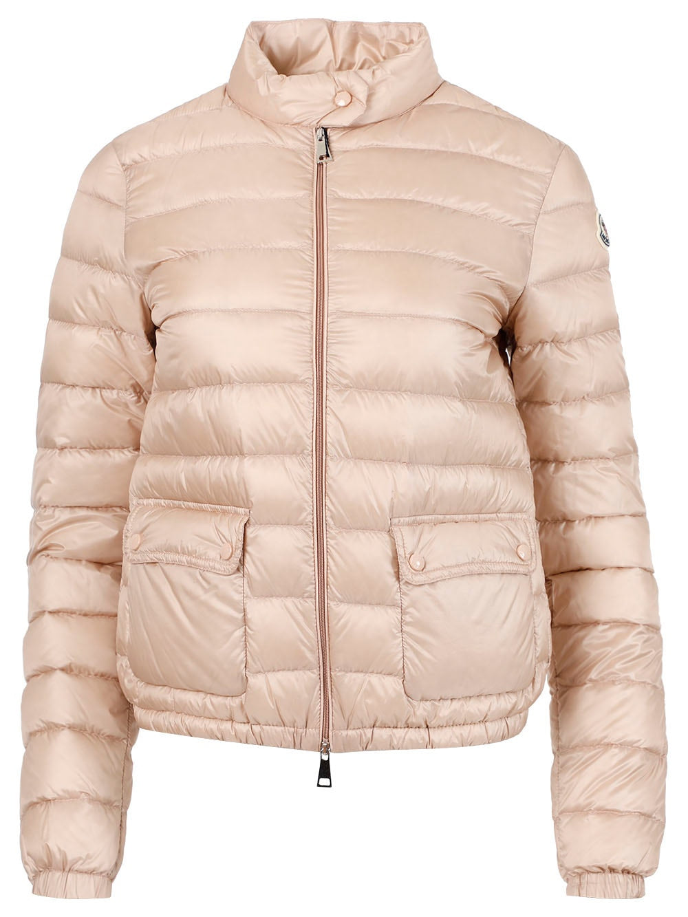 Peach Lans Down Jacket