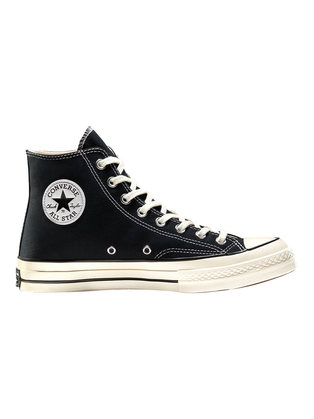 Black Chuck 70 Hi Sneakers