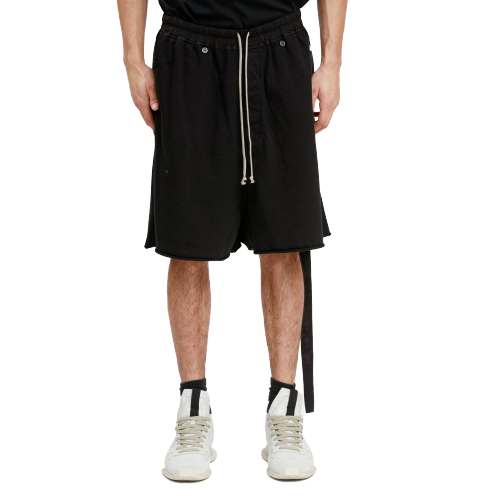 Black Phlegethontic Faun Shorts