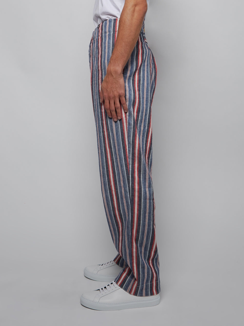 Multi Striped Pants