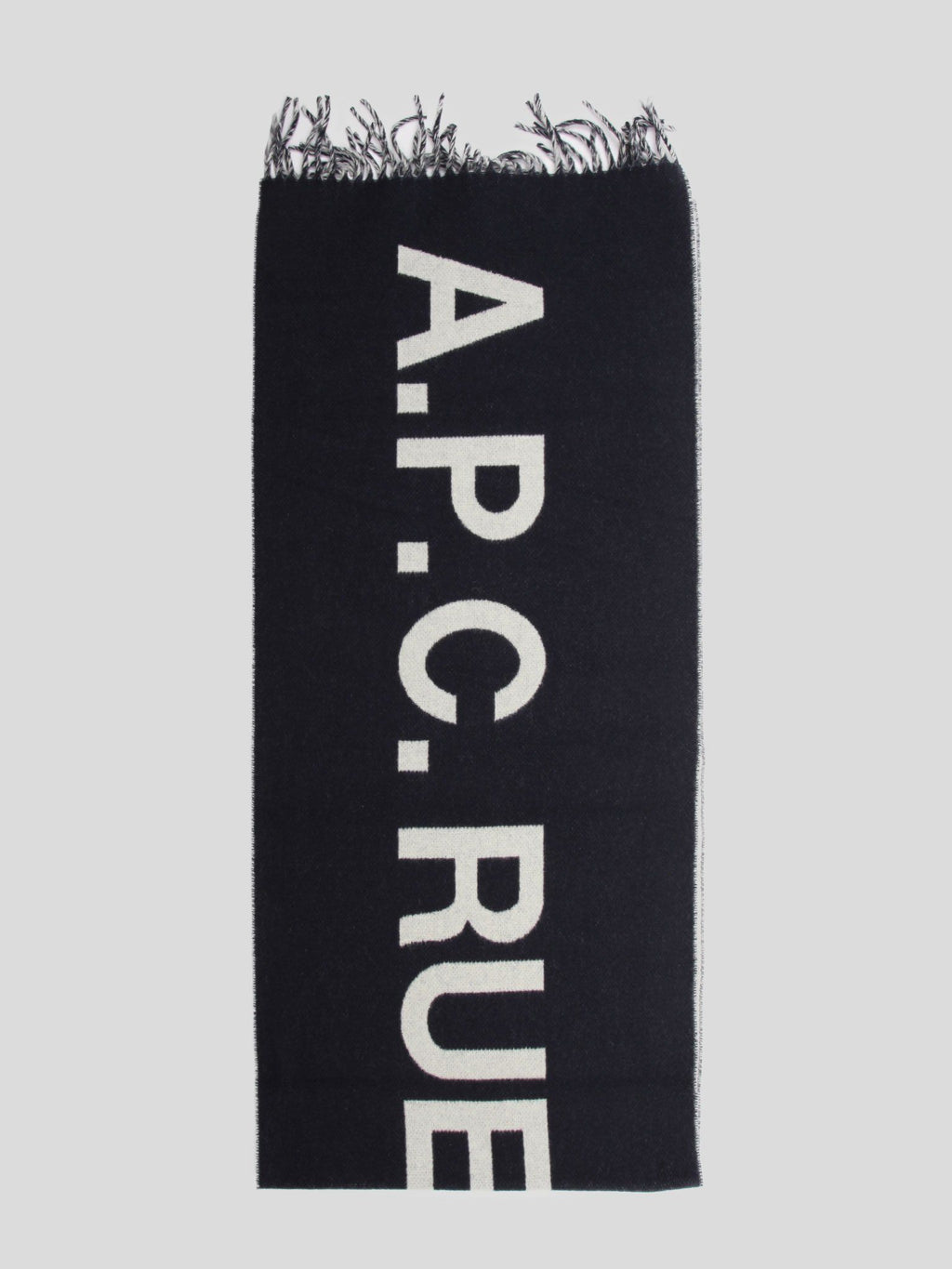 Navy Angele Scarf