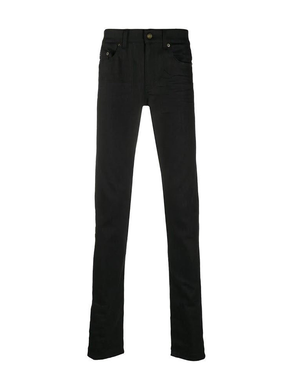 Black Skinny 5 Pockets Jeans