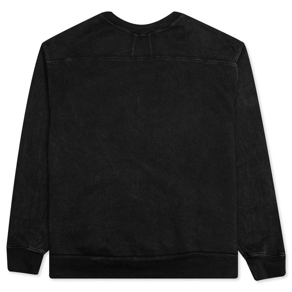 Black Best I Can Graphic Crewneck Sweater