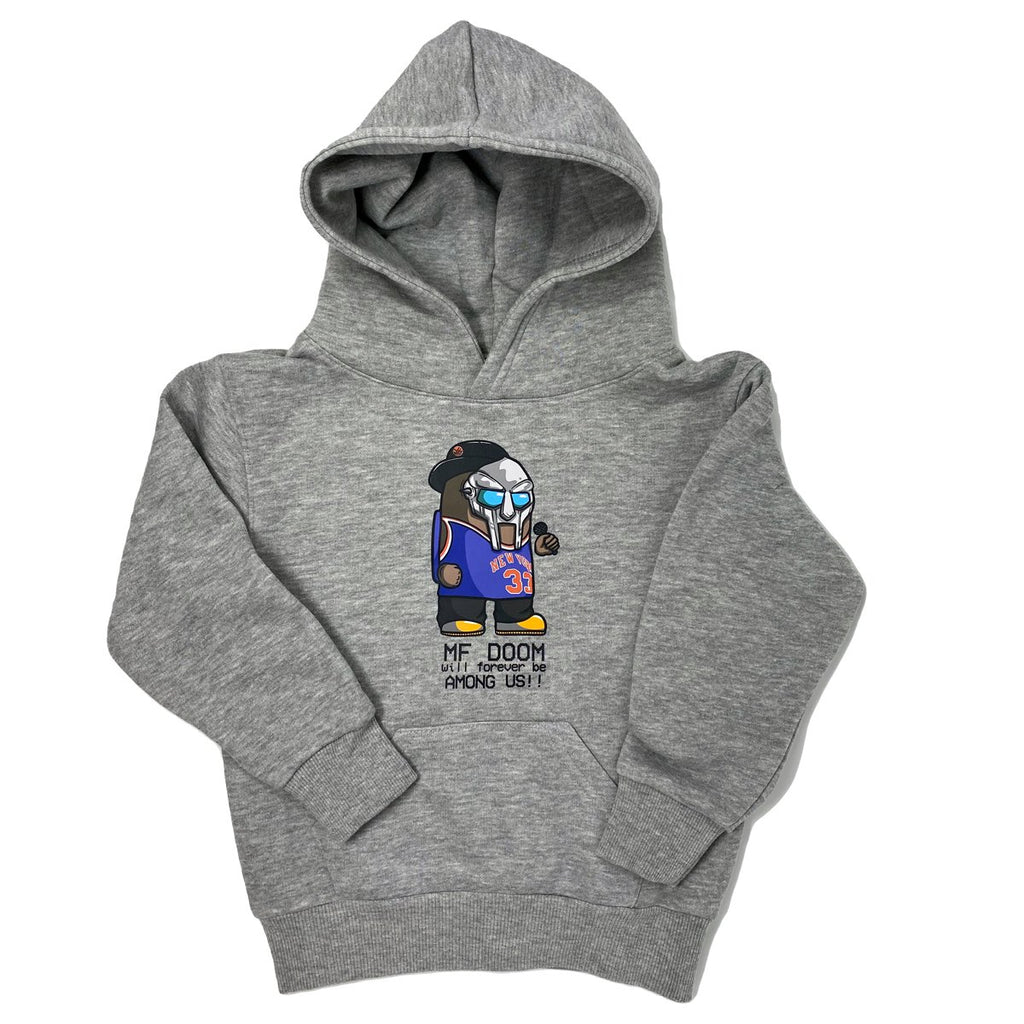 Heather Forever Among Us Hoodie