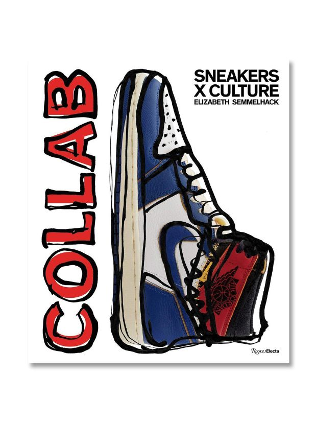 White Sneakers x Culture: Collab Fashion Book