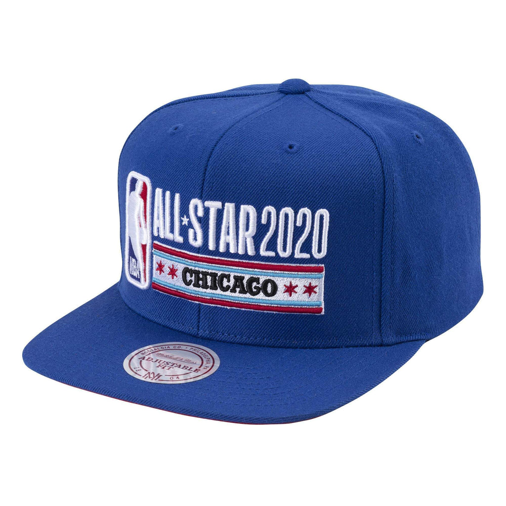 Blue NBA All-Stars Game 2020 Snapback