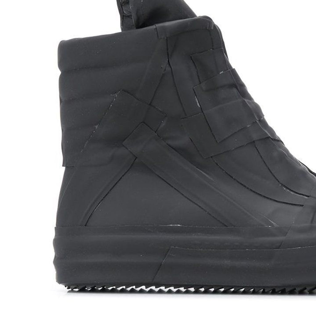 Black Geobasket Sneakers