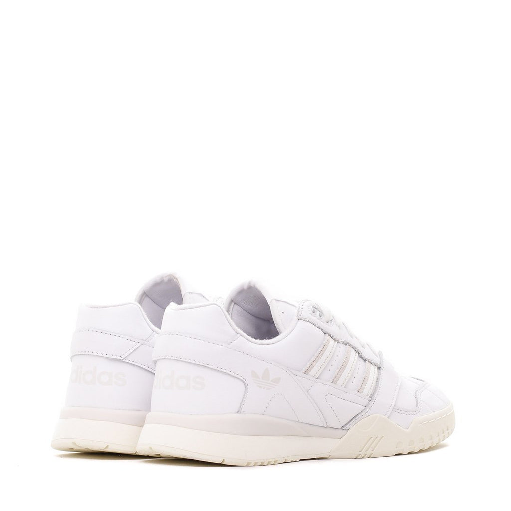 White A.R. Trainer Shoes