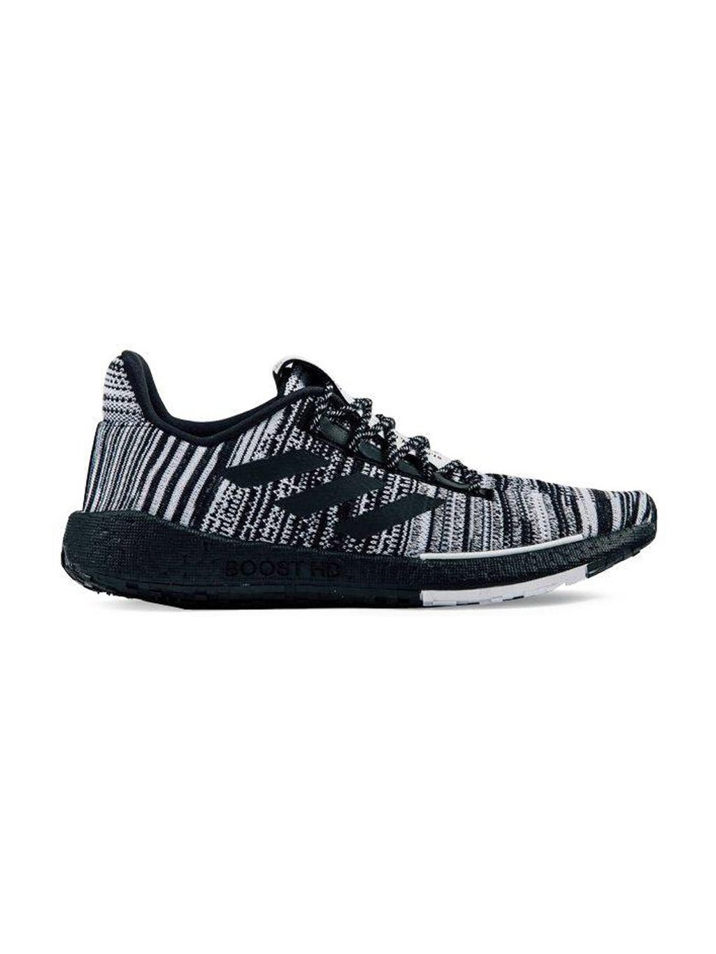 Black & White Pulseboost HD Missoni Sneakers