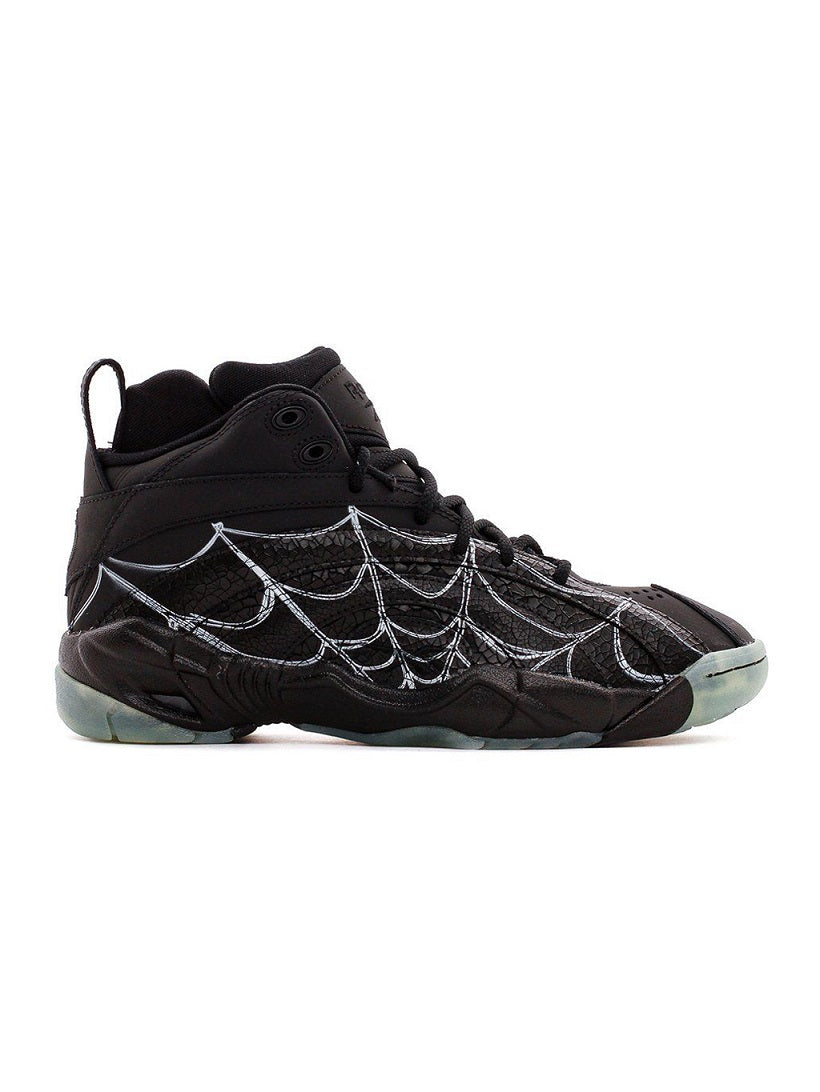 Black & White Shaquille O'Neal Shaqnosis Boktober Sneakers