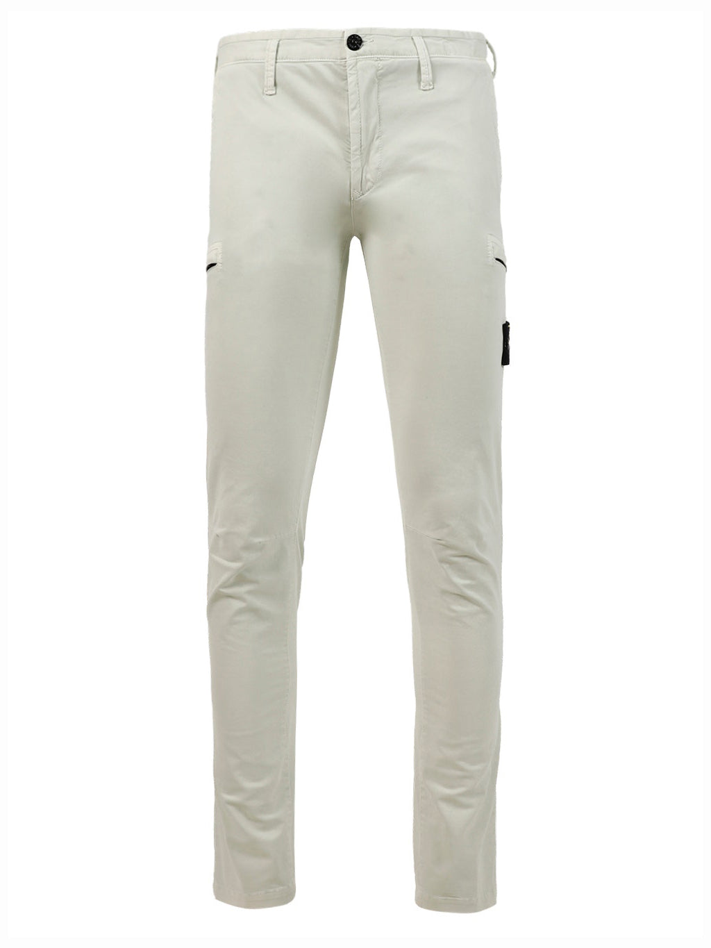 Light Green Chino Trousers