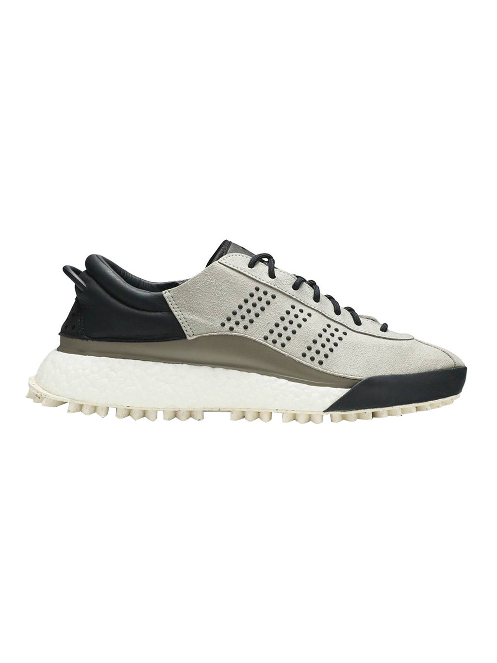 Gray AW Hike Lo Sneakers