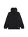 Black Oversized Big Pin Hoodie thumbnail 1