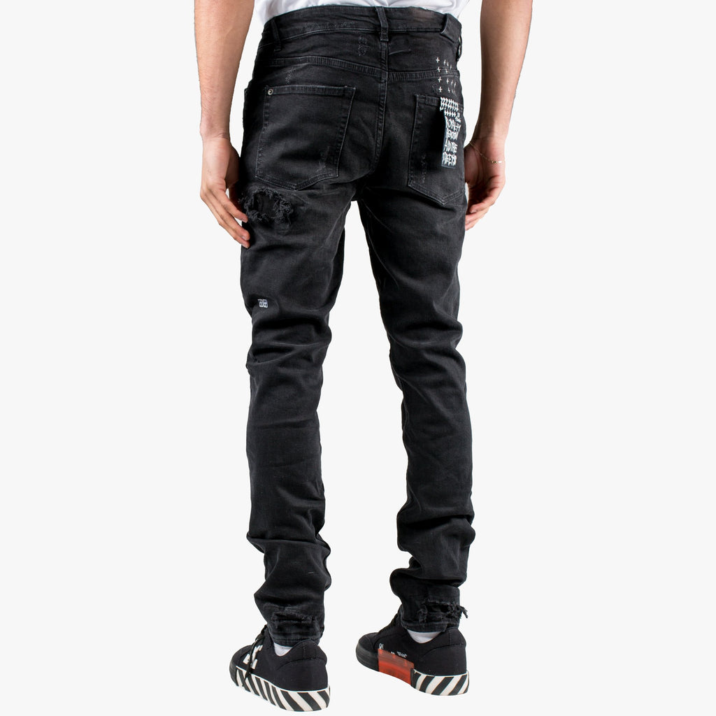Black Chitch Boneyard Jeans