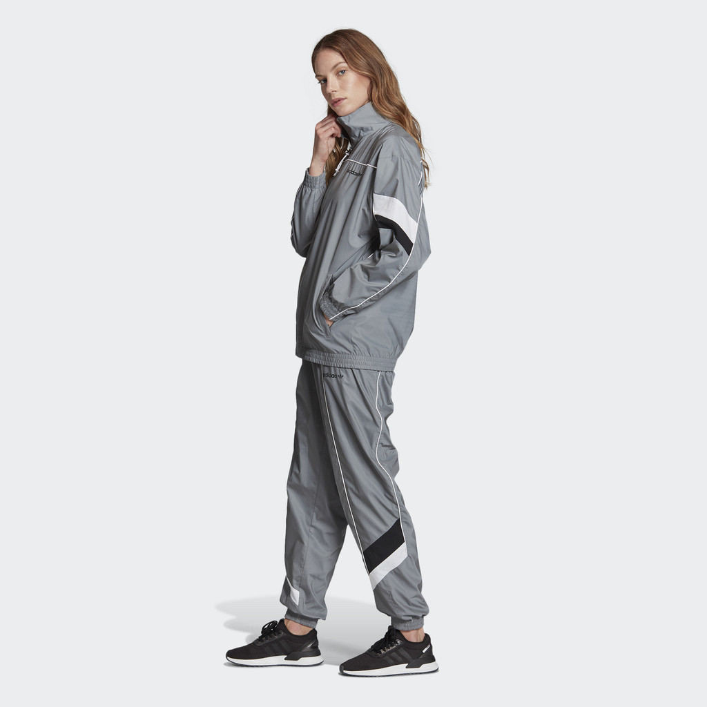 Silver Reflective Tracksuit
