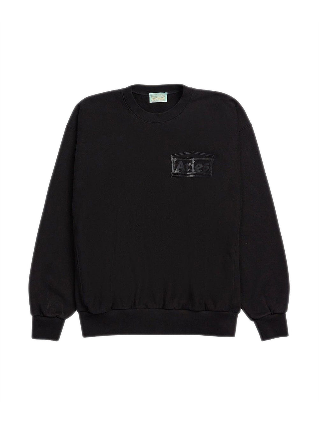 Black Temple Sweatshirt