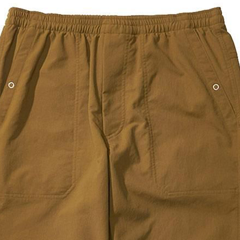Brown Alphadry Easy Pants