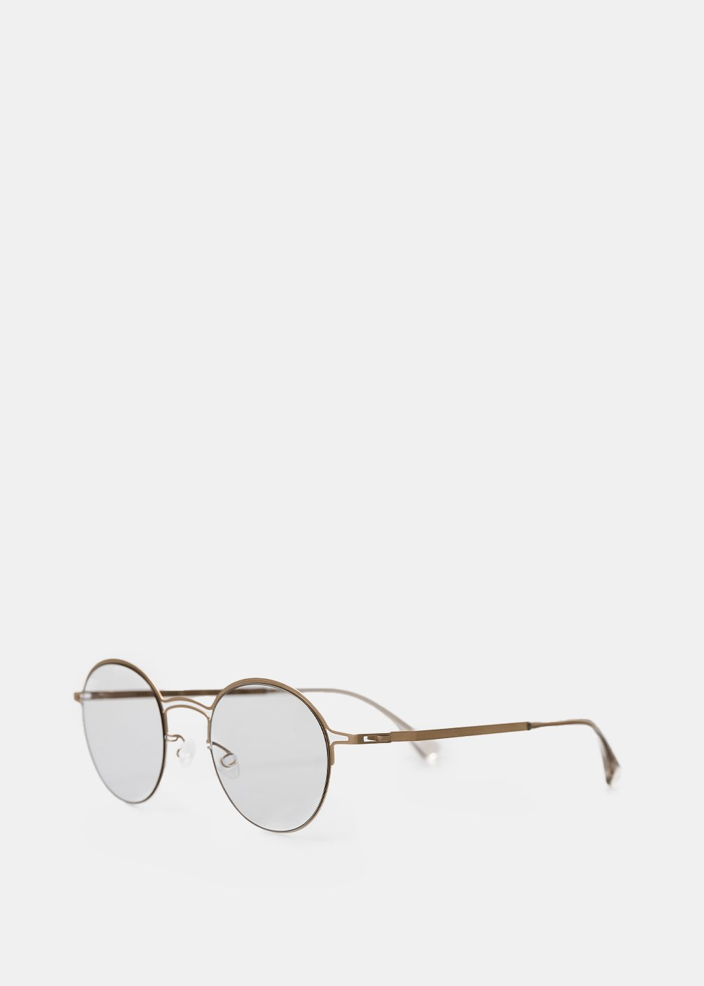 Gold & Grey Maison Margiela MMCRAFT014 Sunglasses
