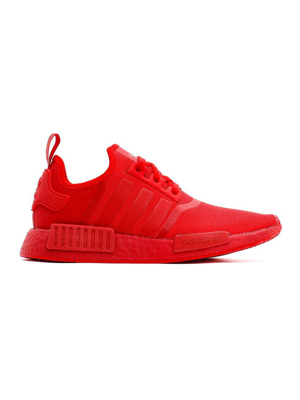 Red NMD R1 Boost Sneakers