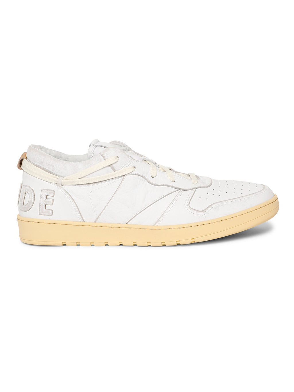White Rhecess Low Top Sneakers