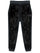 Black KK Fleece Knit Pants thumbnail 1