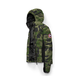 Camo or Orange Hybridge Lite Hoodie