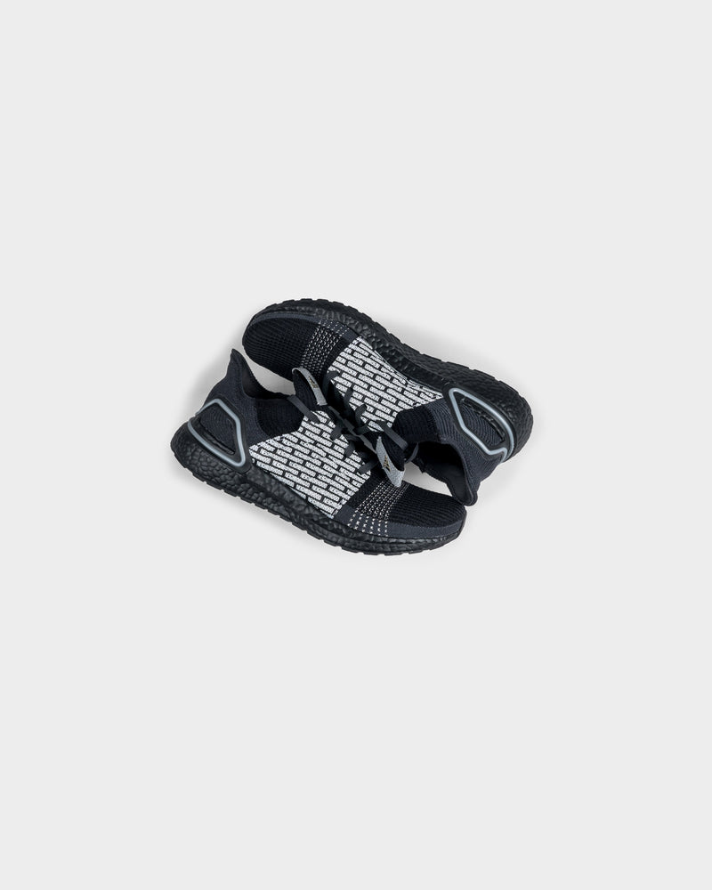 Black & White Neighborhood Ultraboost 19 Sneakers
